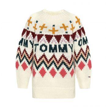 TOMMY HILFIGER ZENSKI DZEMPER            DW0DW07188 S