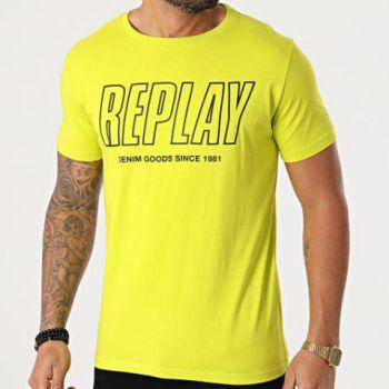 REPLAY Muska majica M3395