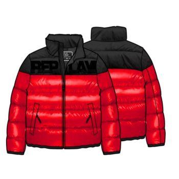 REPLAY Muska jakna M8185