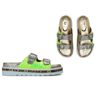 REPLAY Zenske papuce RF810014S