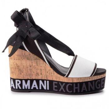 ARMANI EXCHANGE ZENSKE SANDALE            XDP006 XV129 36
